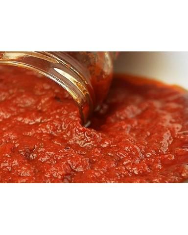"Tomato & Basil Sauce ""PAPAGIANNIDES"" (380gr)"