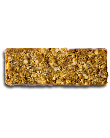 Nutritious Bar  Bio with Peanut, Thyme Honey & Dried Fruits «Pasteleion» 45gr