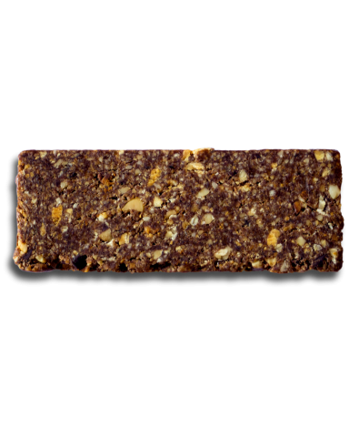 Nutritious Bars Bio with Dark Chocolate, Honey & Peanuts «Pasteleion» 45gr