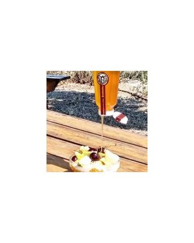 """Μέλι αρωματικών φυτών με θυμάρι """"Ermionis"""" (Squeeze) 500gr"""
