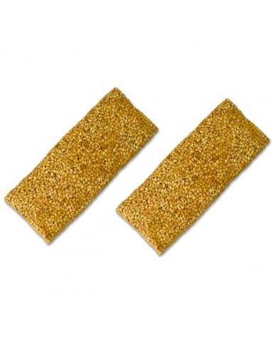 "Pasteli with sesame seeds, honey and cinnamon ""Melichio"" 60gr"