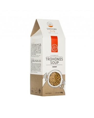 "Handmade Sweet Trahanas  ""Dardouma Family "" 300gr"