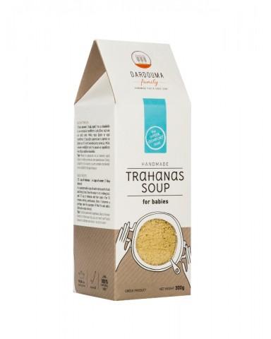 """Handmade Trahanas for babies """"Dardouma Family """" 300gr"""