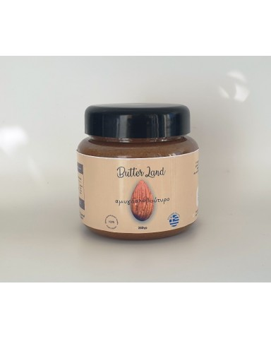 "Almond butter ""Butter Land"" 250gr"