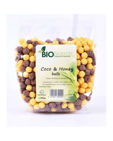 "Organic Coco and Honey Mix  ""BIOVLASTOS"" 200gr"