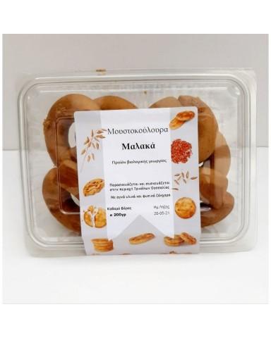 "Grape Must Cookies  ""BIOVLASTOS"" 200gr"