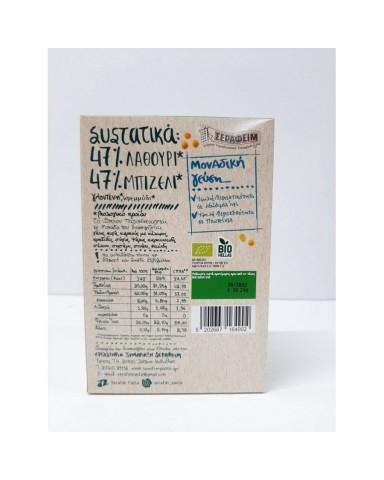 "Organic Catsaroni from split peas ""Purepasta"" 330gr"