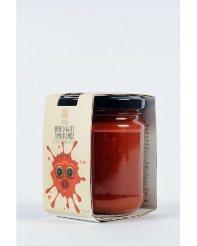 Smoked Sweet Tomato Sauce, SPAROZA 210gr