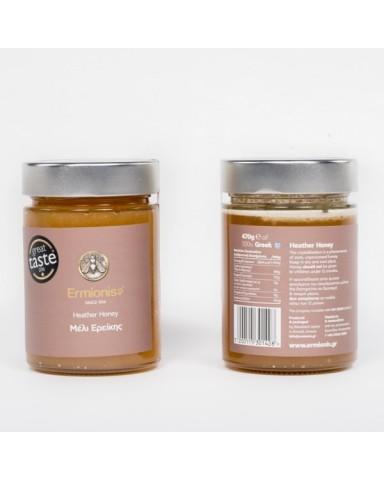 "Autumn heather honey ""Ermionis""  470ml"