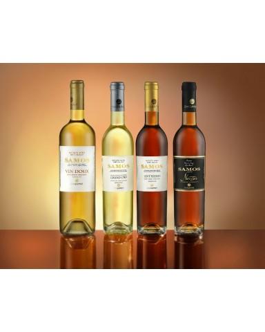 "Samos Vin Doux ""EOS SAMOY"" 375ml Sweet Wine"
