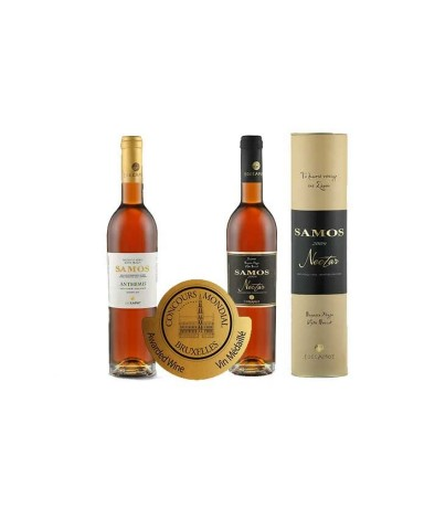 "Samos Anthemis""EOS SAMOY"" 500ml Sweet Wine"