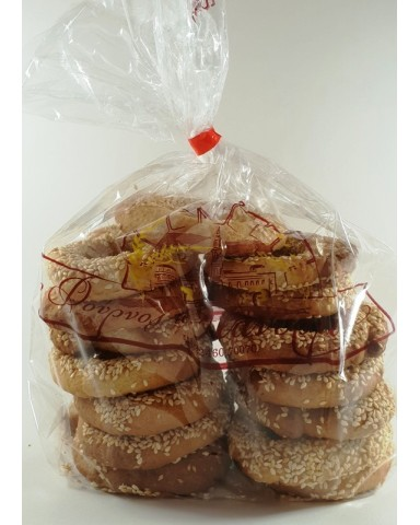 "Cookies with Wine from Symi (500gr) ""The Panormitis Bakery in Symi"""