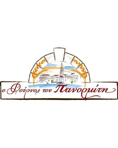 Μαρμελάδα Φράουλα «Ο Φούρνος Του Πανορμίτη»  300gr