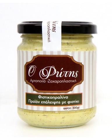 """Pistachio Cream """"O Fotis"""" 200gr"""